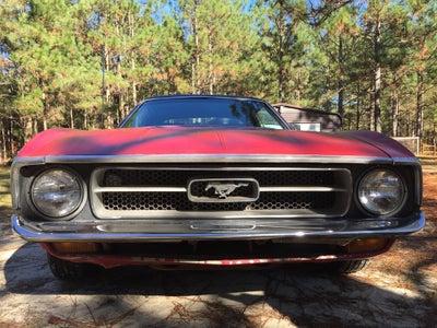 71 Mustang Restoration