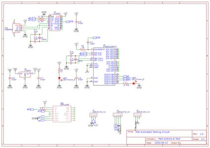 PCB Files (Gerber - Schematic)