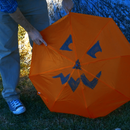 EASY Giant Pumpkin Halloween Decoration