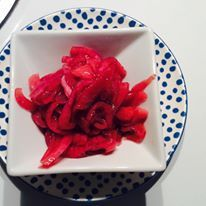 Quick & Easy Pickled Red Onions