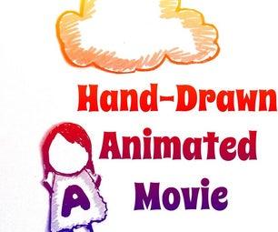 Hand-Drawn Animated Movie