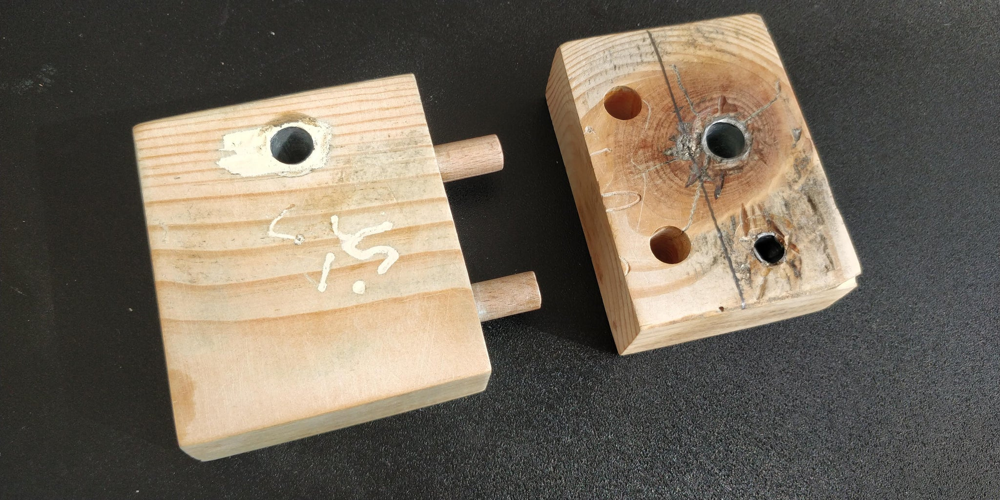 Jig Is Ready - Disconnected