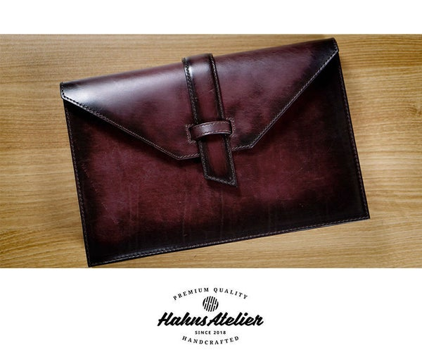 Making a Leather Briefcase