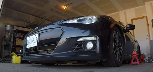 Lowering a Bagged BRZ
