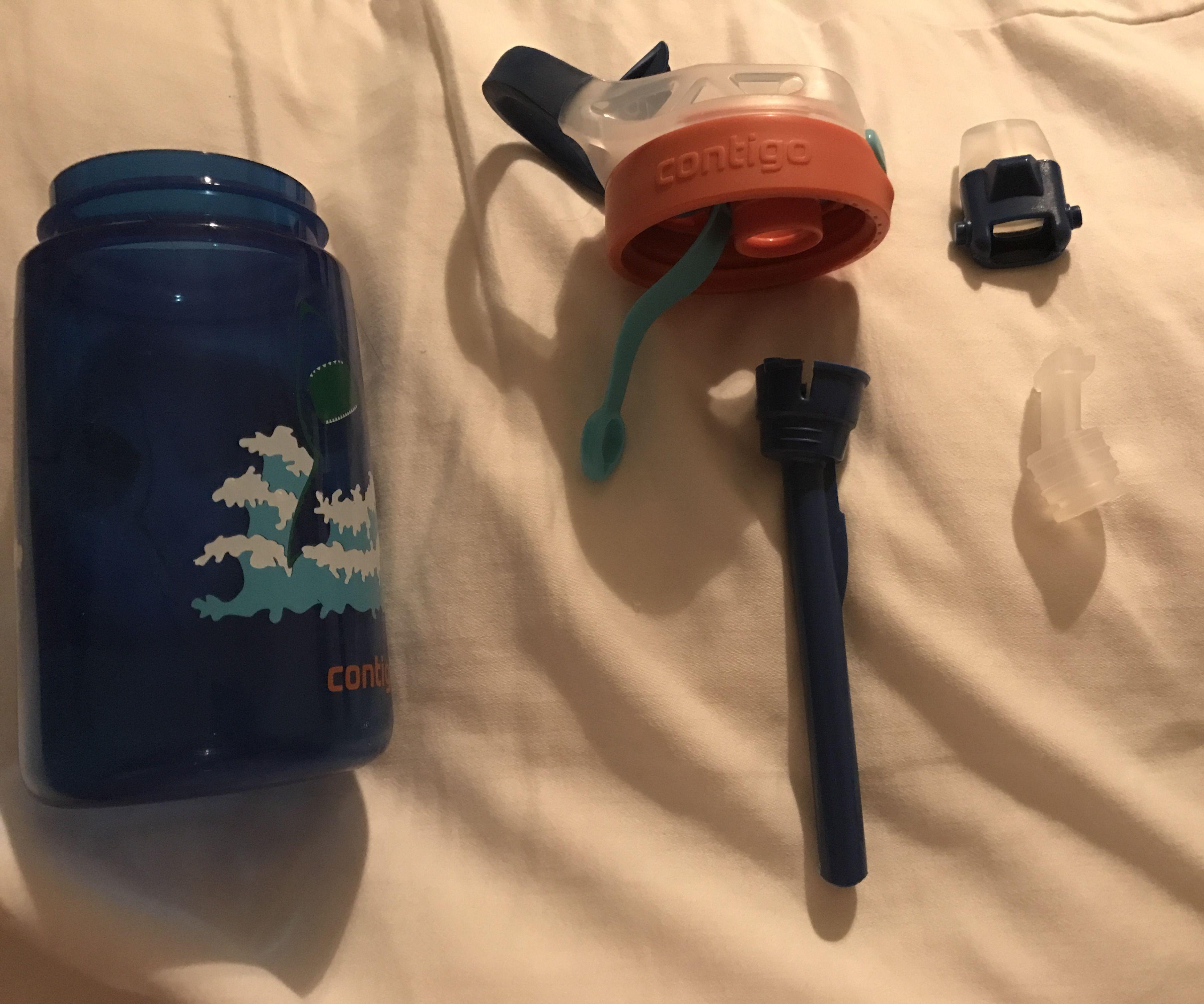 How to (re) Assemble Contigo Gizmo Kids Water Bottle