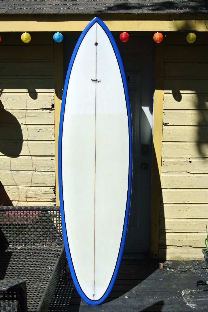 The Finished Surfboard!