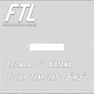 Leonardo Katana Tutorial TMNT