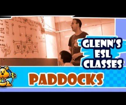 Game: ESL Paddocks