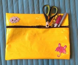 Duct Tape Pencil Case