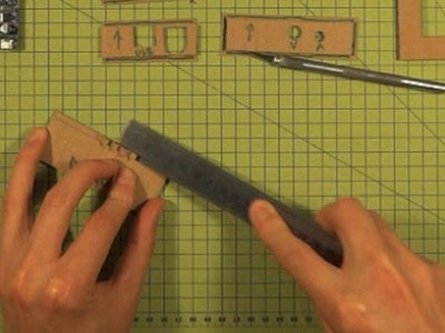 Creating an Accurate Cardboard Joint