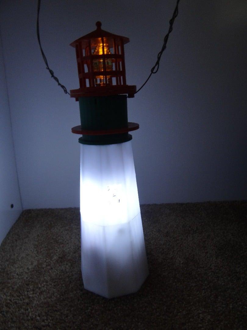 Pete's Dragon Lighthouse Prop