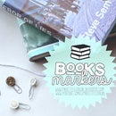 BOOK MARKERS DIY