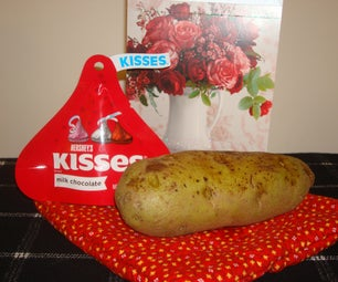 Amazing Microwave Potato Bag!