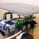 Solar Powered Mindstorms NXT Robot
