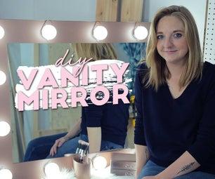 DIY化妆镜