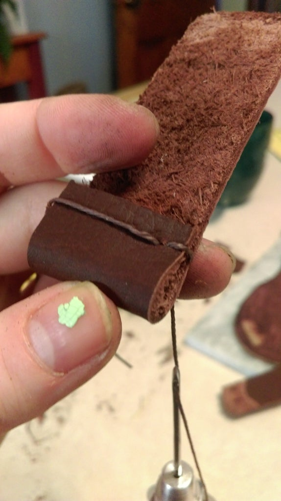 A Mini Lock-Stitch Tutorial