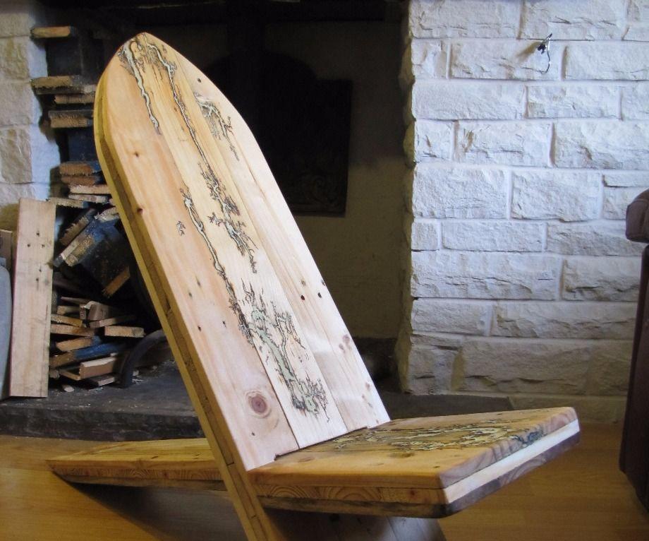 The Viking Chair