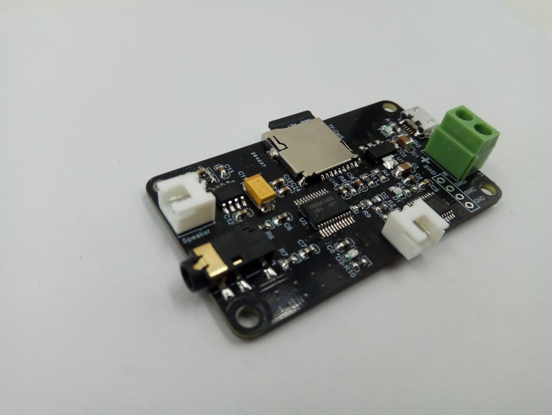 Welded Circuit Board