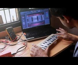 Arduino: Continuous MIDI Controller / KeyBoard