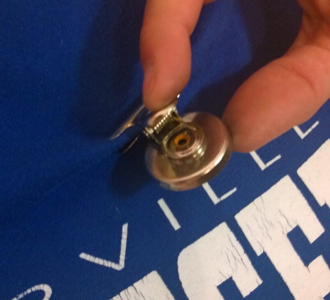 Third Hand Nail-Tac-Screw Holder