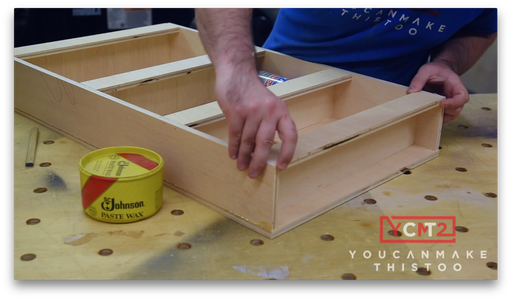Build the Drawers