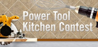 Power Tool Kitchen Contest