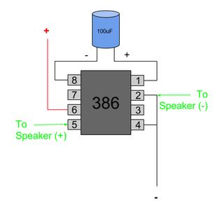 Amplifier Circuit Part 1