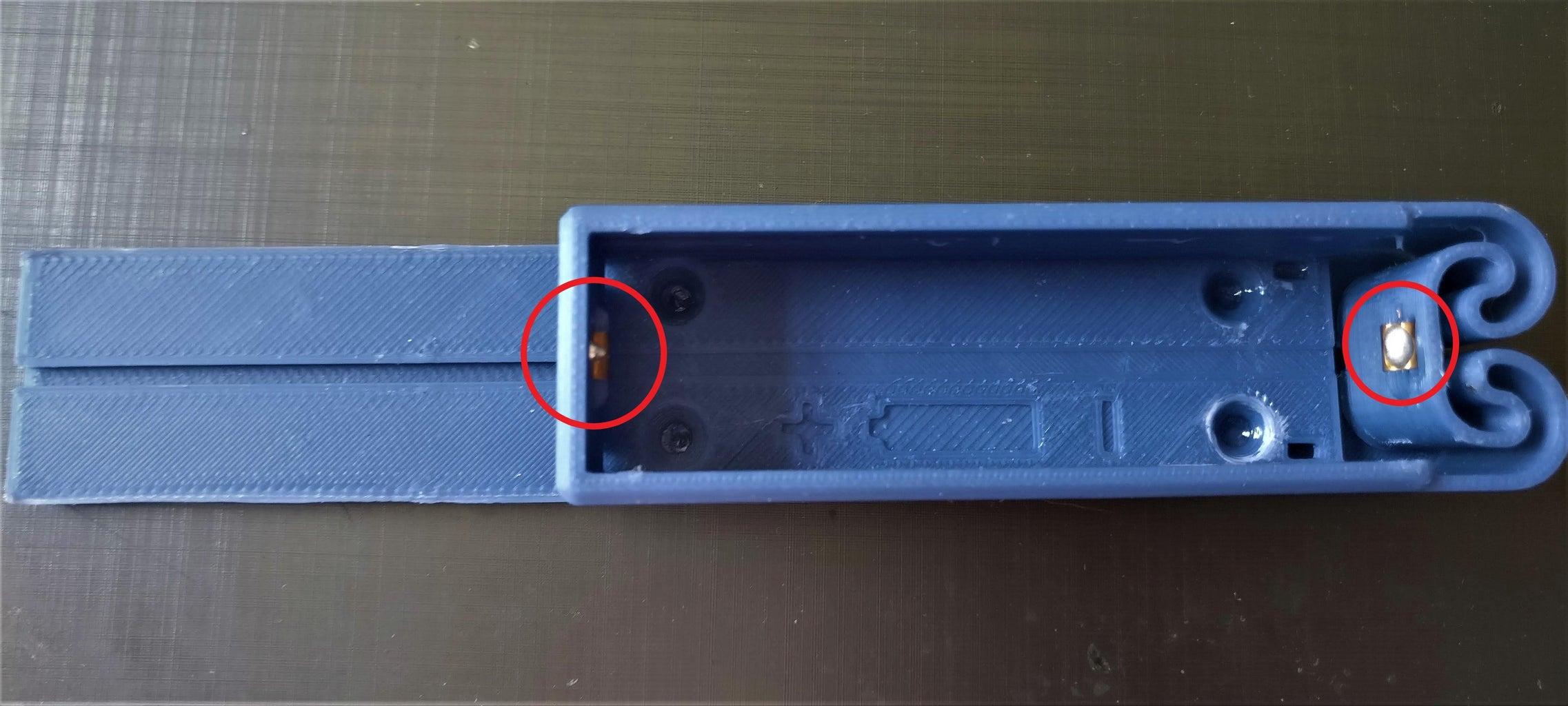 Controller Contruction Step 1: