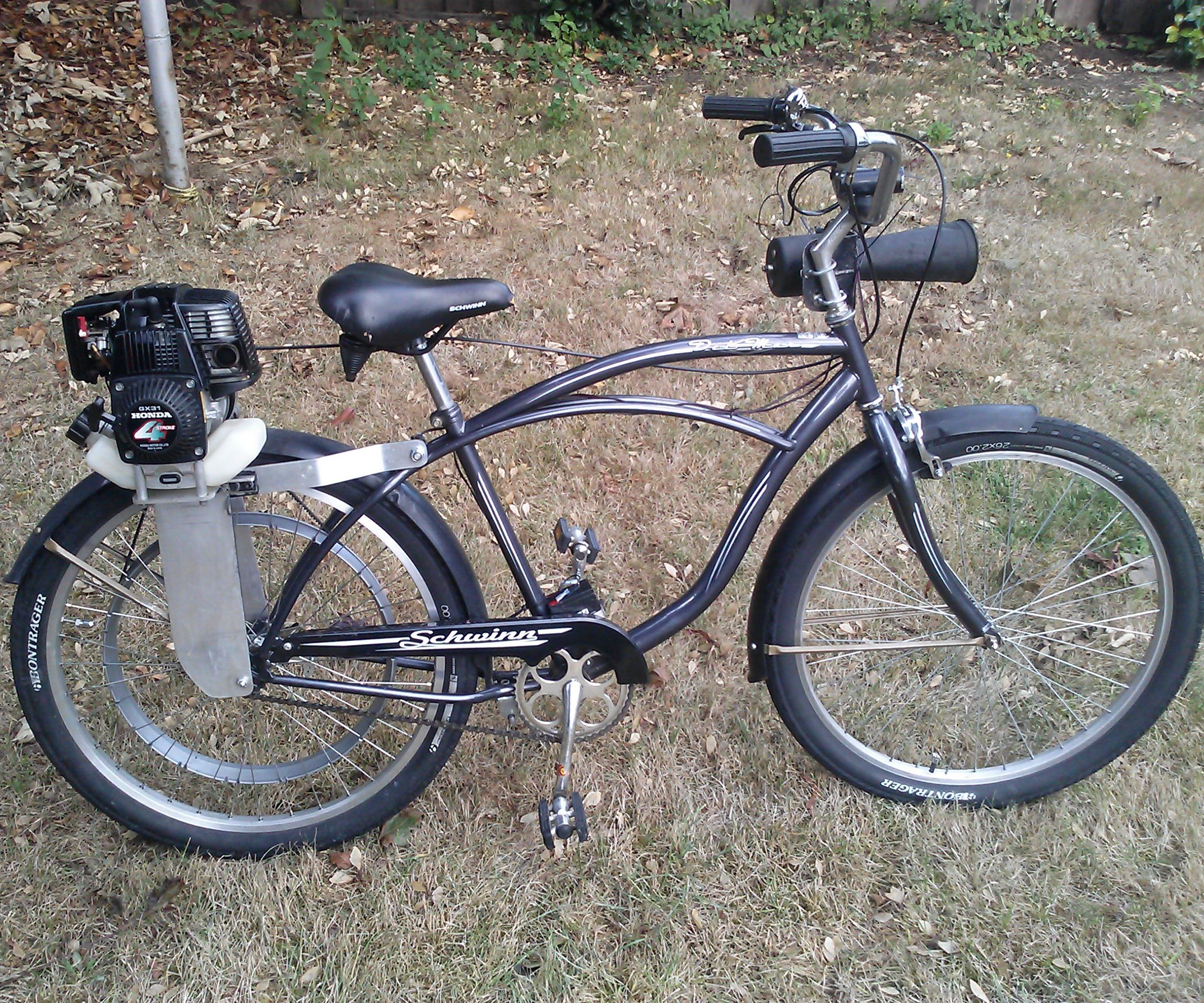Honda Motorized Bicycle
