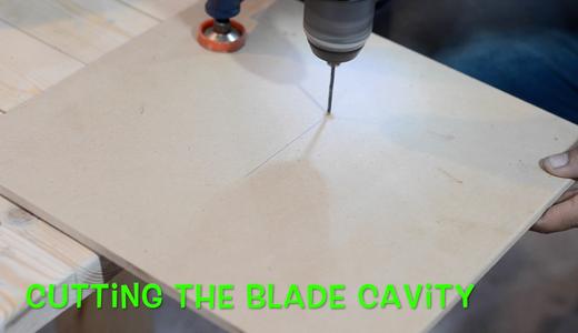 Blade Cavity