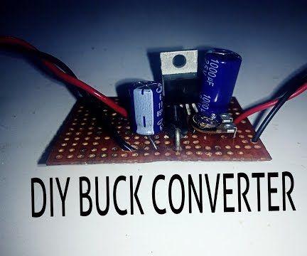 DIY Buck Converter