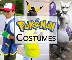 Pokémon Costumes