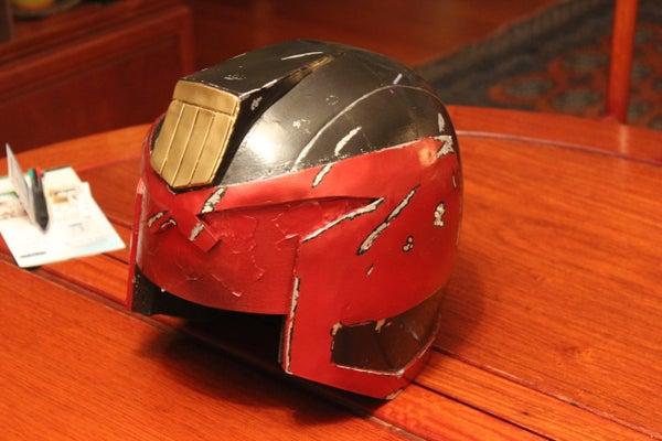 Dredd 2012 Costume Tutorial