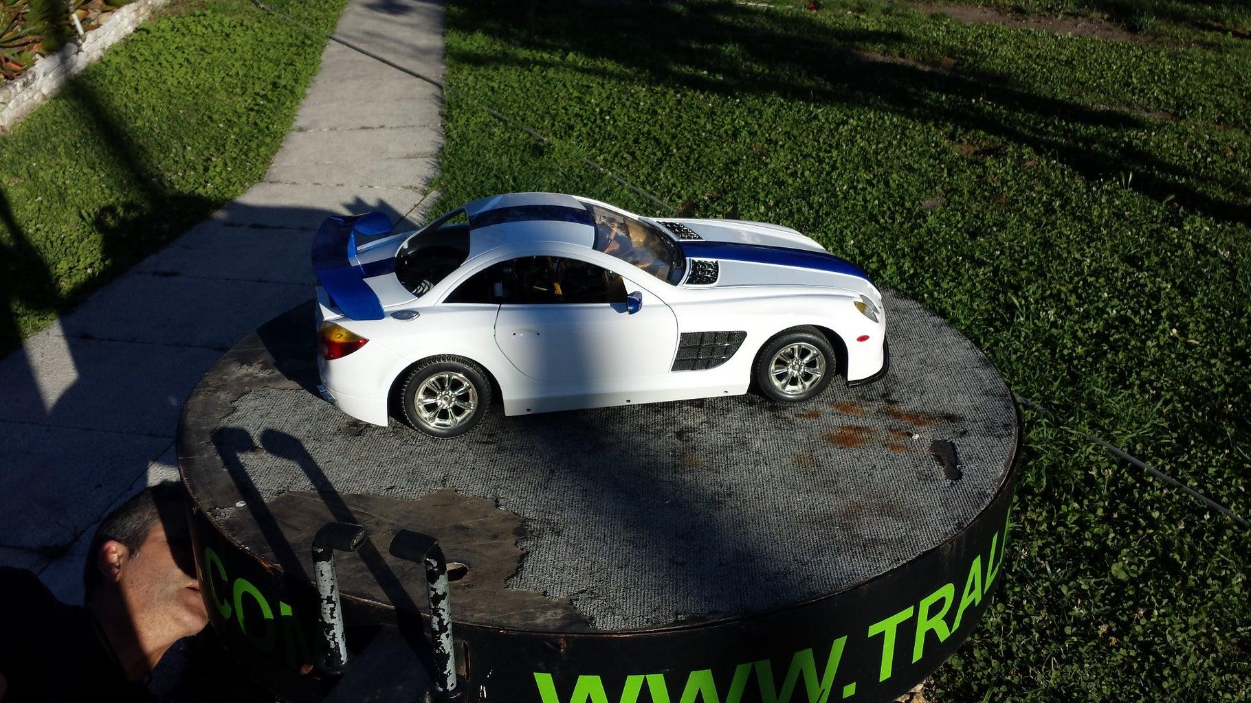 Car Case Mod
