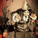 Jack-in-the-Box Costume (Halloween 2011)