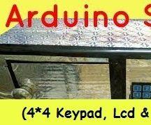 Arduino Controlled Safe (Locker)