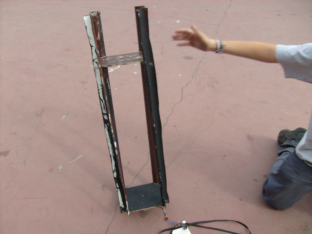 How to make a vertical wind generator (very cheap)