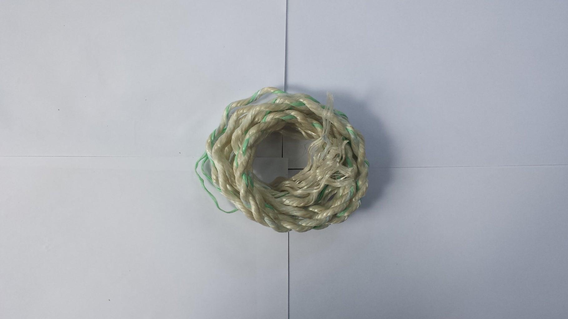 Prepare Your Rope/Cord
