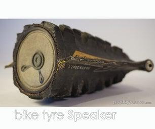 Bike Tyre Speaker