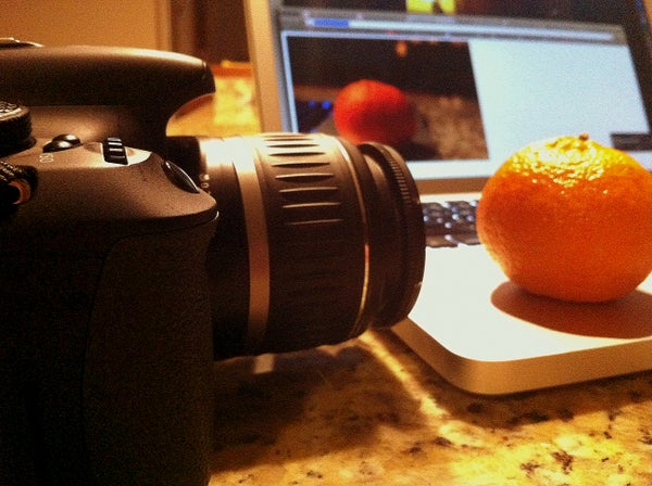 Online Live Photo Streaming From Any SD Card Enabled Camera