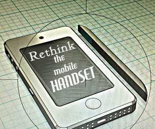 Rethink the Mobile Handset