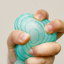 Silicone Textured Inflatable Squeeze Bulb
