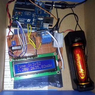 Laptop Battery Analyzer /Recycler