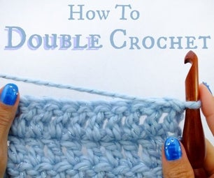 Learn How to Double Crochet