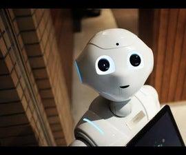 零件建设避免机器人