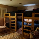 Mortise and Tenon Bunk Beds