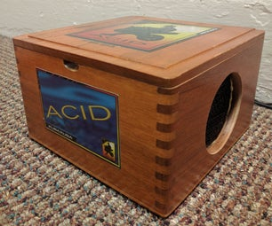Smokin' Speakers: Cigar Box Speakers