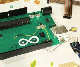 Arduino GRANDE - Super Big Arduino