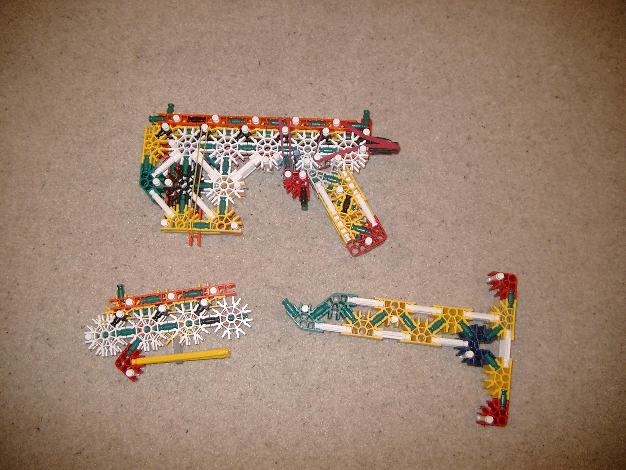 "The Jamassault pistol V1.2, with the ""SOPMod"" Extras."
