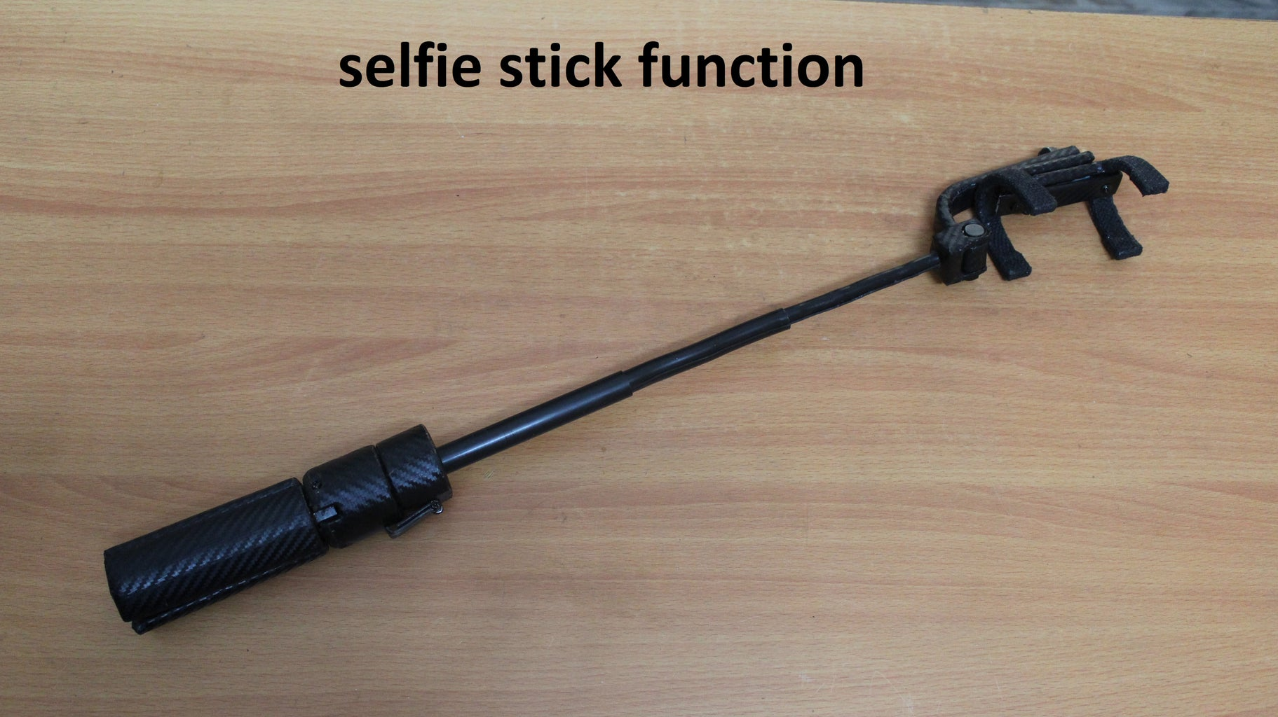 How to Make a  3 in 1  Tripod